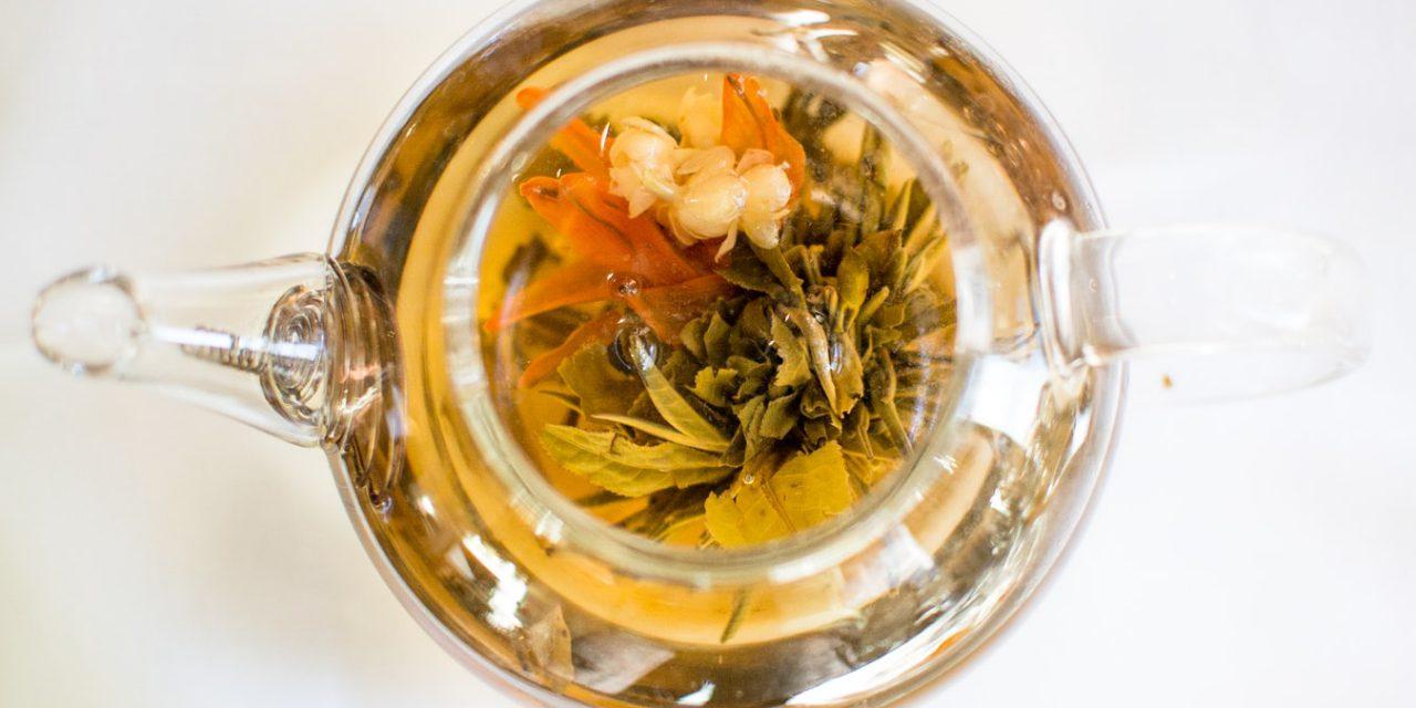 Τσάι βοτάνων από 5 χρυσά λουλούδια