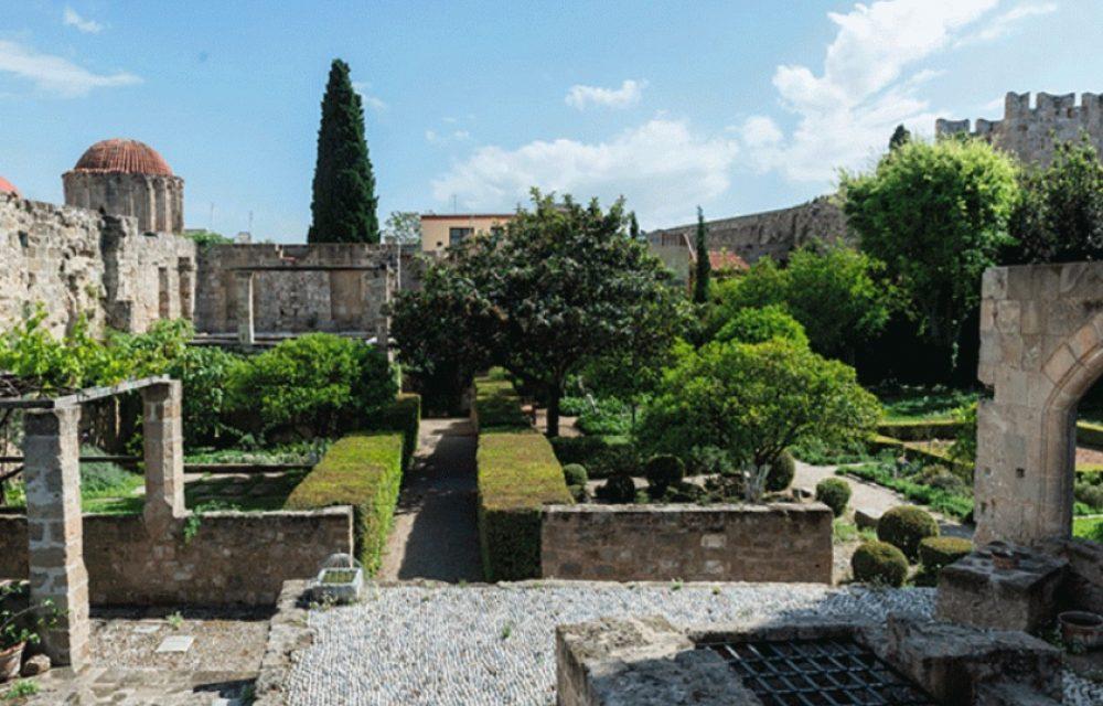 Ο μυστικός κήπος του Μάρκου άνοιξε τις πύλες του