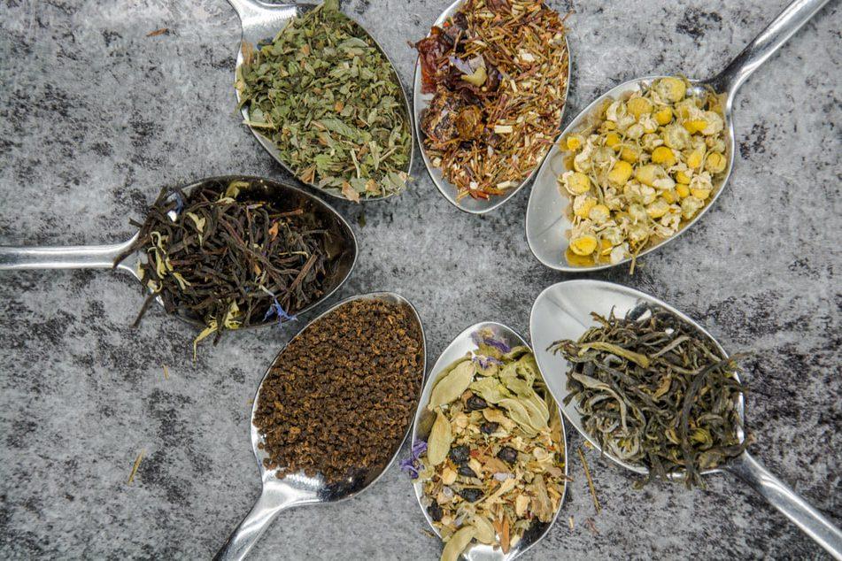 6 βότανα που μας δίνουν το πιο γευστικό τσάι