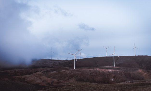 Ο Γηρυόνης φέρνει έντονα φαινόμενα και ισχυρούς ανέμους