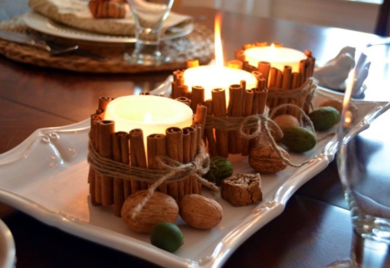 Το τραπέζι των Χριστουγέννων – Ιδέες για να το διακοσμήσεις διαφορετικά