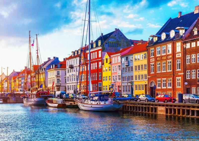 10 χρωματιστές πόλεις του κόσμου