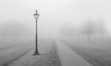 Περίεργη θερμοκρασιακή αναστροφή και πυκνή ομίχλη