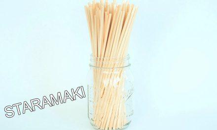 """""""Staramaki"""": Το σιταρένιο καλαμάκι από το Κιλκίς"""