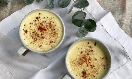 Γάλα με κρόκο: Η συνταγή για το απολαυστικό ρόφημα που αναζωογονεί και ηρεμεί