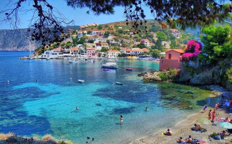 Τα πιο όμορφα ελληνικά χωριά για το CNN travel