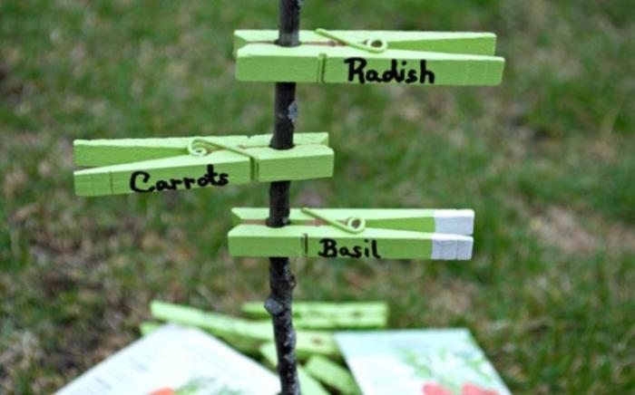 12 χειροποίητες ιδέες για ετικέτες στα φυτά σου