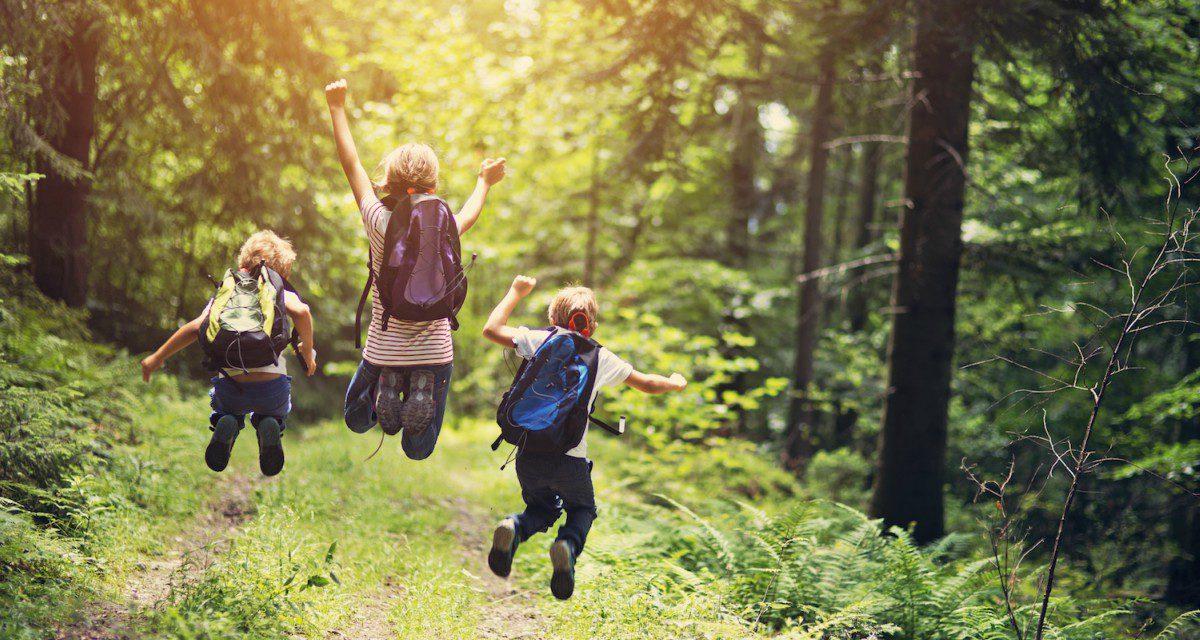 Δύο ώρες την εβδομάδα στη φύση καλυτερεύουν την υγεία μας