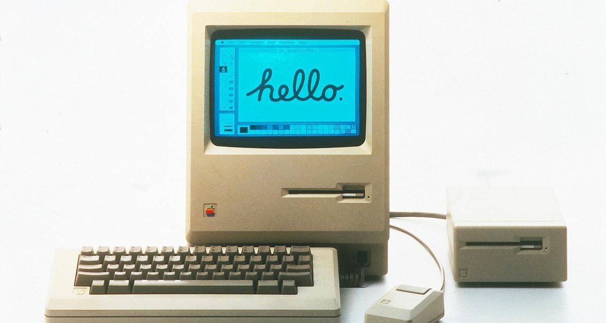 Σαν σήμερα 22 Ιανουαρίου: Εμφανίζεται ο πρώτος προσωπικός υπολογιστής με ποντίκι