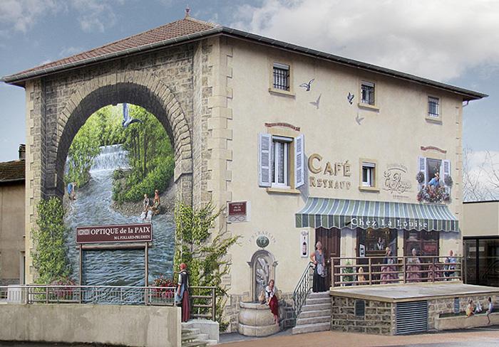 Café de l'Aqueduc