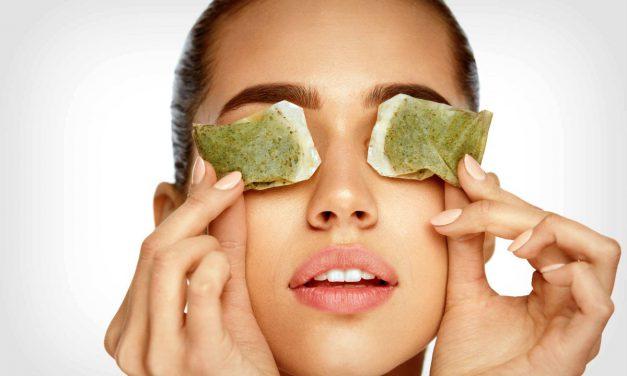 Φακελάκια τσαγιού στα μάτια: Οφέλη και τρόποι χρήσης