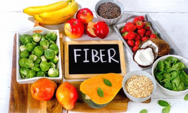 Φάε φυτικές ίνες για μακροζωία και ένα χαρούμενο έντερο