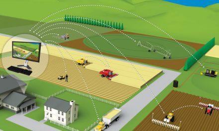 Στήριξη αγροτών και παραγωγών με γεωργία ακριβείας