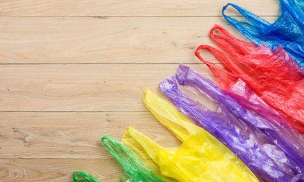 Πλαστικές σακούλες: 99% μείωση της χρήσης στα σούπερ μάρκετ το 2019
