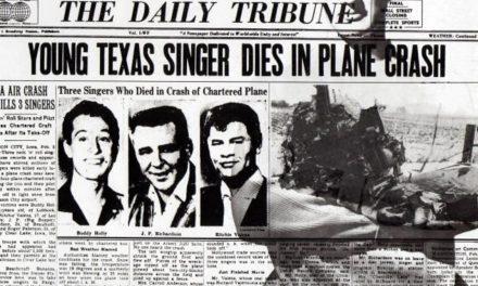 """Σαν σήμερα 3 Φεβρουαρίου: """"Η μέρα που πέθανε η μουσική"""""""