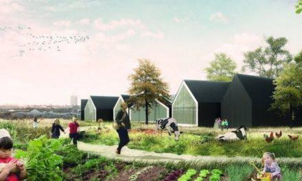 Ένα σχολείο-φάρμα φέρνει τα παιδιά κοντά με τα ζώα, τα φυτά και το χώμα