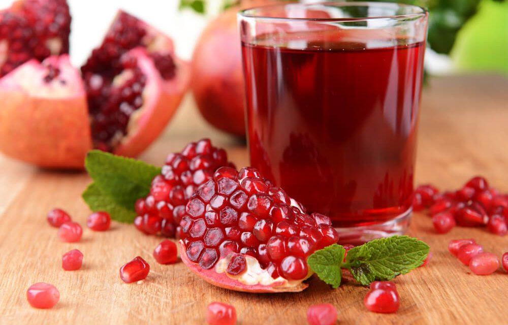 Χυμός ρόδι: 15 ισχυροί λόγοι να τον βάλεις στη διατροφή σου