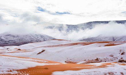 Σαν σήμερα 19 Φεβρουαρίου: Πέφτει χιόνι στη Σαχάρα