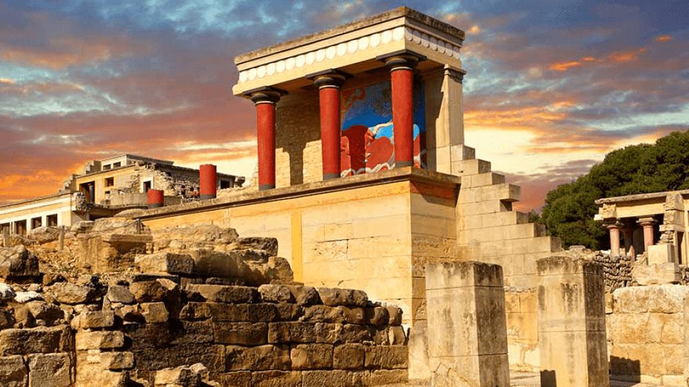 Σαν σήμερα 16 Μαρτίου: ανασκαφές στο ανάκτορο της Κνωσού