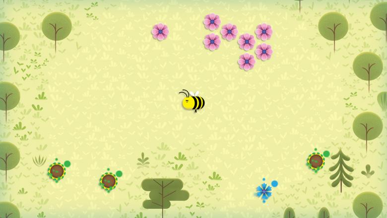 Η Google τιμά την Ημέρα της Γης με ένα doodle: Εσύ έπαιξες το παιχνίδι της μέλισσας;