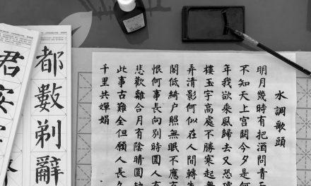 Σαν σήμερα 20 Απριλίου: Ημέρα της Κινέζικης Γλώσσας
