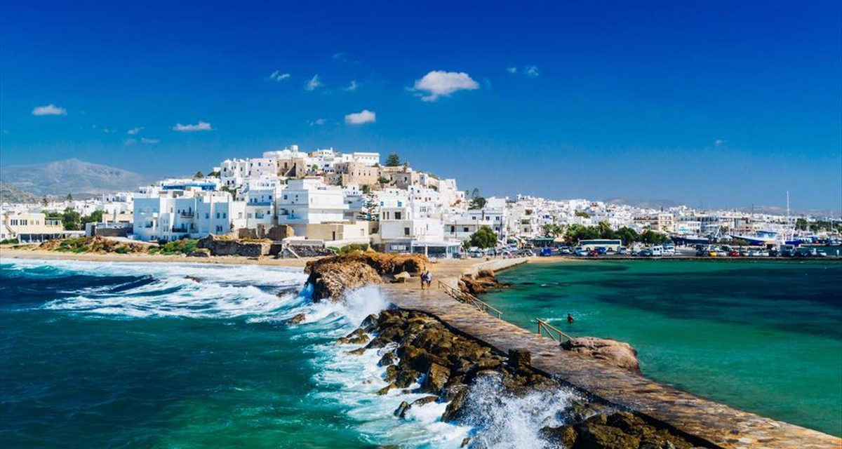 Νάξος: Το διεθνές τηλεοπτικό δίκτυο Nautical Channel στηρίζει τον ελληνικό τουρισμό
