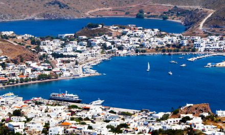 Πάτμος: Ο ευλογημένος τόπος που επισκέπτονται χιλιάδες τουρίστες