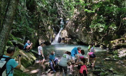 Νάουσα: Οι βάθρες και τα μονοπάτια της προσελκύουν τους τουρίστες