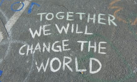 Πώς να αλλάξεις τον κόσμο με 5 απλά πράγματα