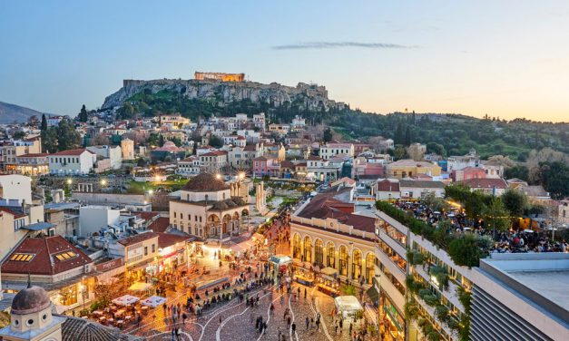 Ταξίδι στην Ελλάδα: Όλα όσα πρέπει να επισκεφτείς ~ Μέρος 1ο