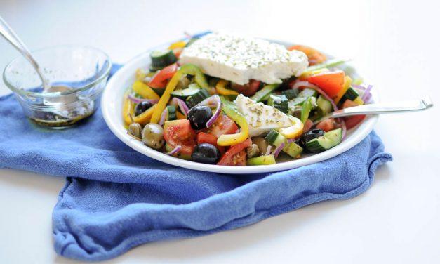 Μεσογειακή διατροφή: Τι να τρως και τι να αποφύγεις