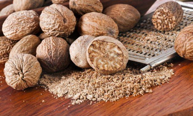Μοσχοκάρυδο: Τα οφέλη στην υγεία μέσα από έρευνες