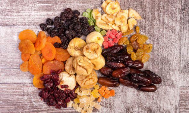 Αποξηραμένα φρούτα: Νόστιμα και υγιεινά λένε οι ερευνητές