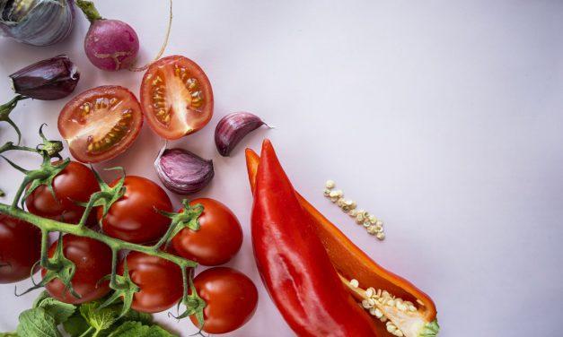 Οδηγός με τη διάρκεια ζωής στα λαχανικά και τα φρούτα