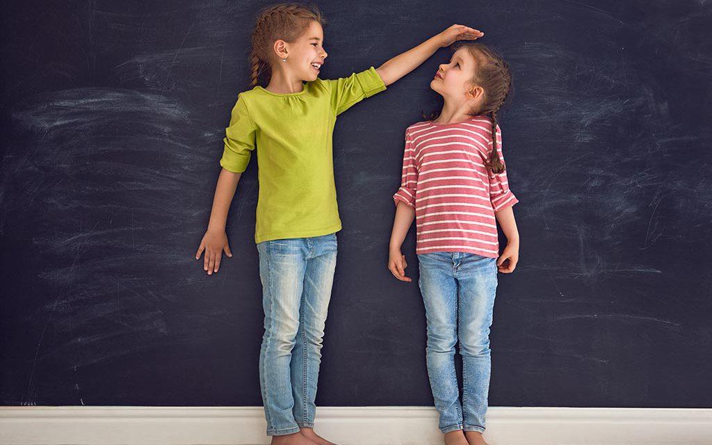 Η κακή διατροφή επηρεάζει το ύψος των παιδιών