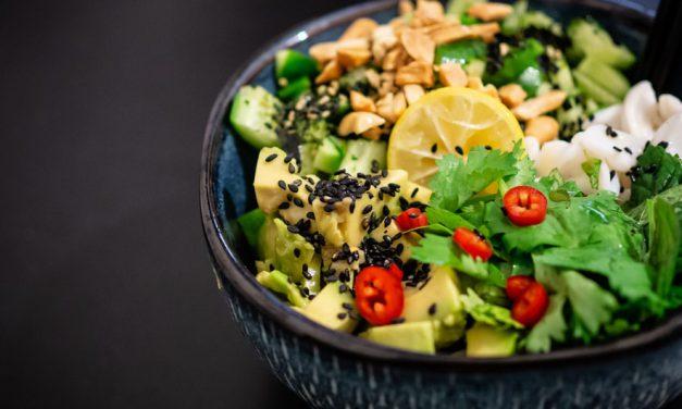 6 καλοκαιρινές σαλάτες, νόστιμες και δροσερές