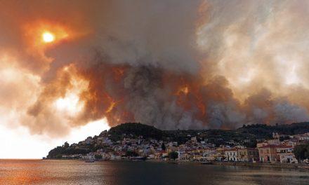 Ξανθόπουλος: η ελληνική πολιτεία έχει αποτύχει στο ζήτημα της αντιμετώπισης των πυρκαγιών
